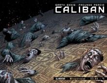 Caliban #1 Wrap Cvr (Mr)