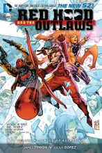 Red Hood and the Outlaws TP Vol 04 League of Assassins