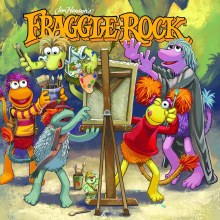 Fraggle Rock HC VOL 01