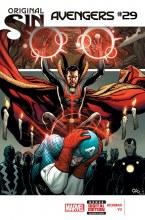 Avengers #29 Sin