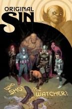 Original Sin #1 (of 8)