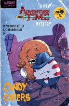 Adventure Time Candy Capers TP