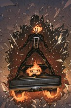 All New Ghost Rider #3 Vehicle Texeira Variant