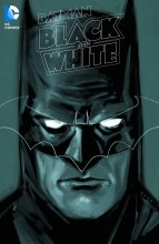 Batman Black and White HC VOL
