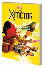 All New X-Factor TP VOL 01 Not