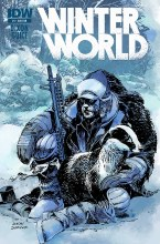 Winterworld #1 Subscription Va