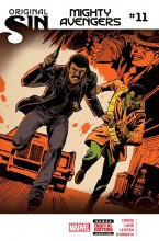 Mighty Avengers #11 Sin