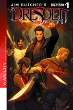 Dresden Files War Cry #1 of 6