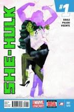 She-Hulk #1 2nd Ptg Wada Var A