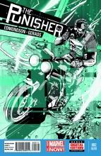 Punisher #2 2nd Ptg