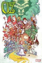 Oz Omnibus By Young Poster