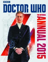 Doctor Who Official Annual 2015 (O/A) (C: 1-0-0)