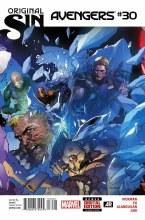 Avengers #30 Yu Var Sin (Pp #1