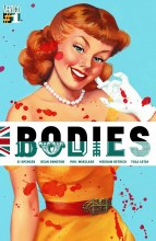 Bodies #1 (of 8) First Printing