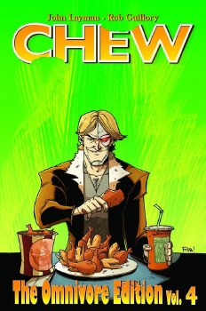 Chew Omnivore Ed HC VOL 04 (Mr
