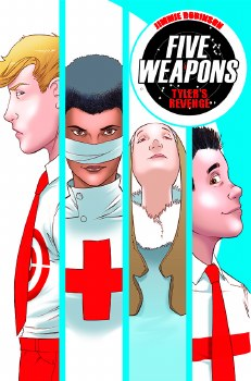Five Weapons TP VOL 02 Tylers