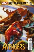 100th Anniv Special #1 Avengers Lozano Var