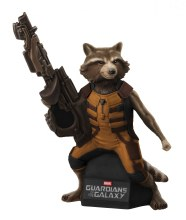 Guardians of the Galaxy Rocket Raccoon Px Figural Bank