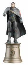 DC Chess Figurine #63 Zod Black Knight w/Collectors Magazine