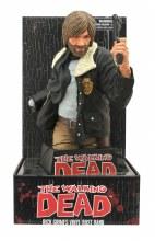 Walking Dead Bust Bank Rick Gr