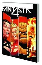 Fantastic Four TP VOL 01 Fall