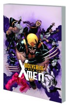 Wolverine and X-Men TP VOL 01