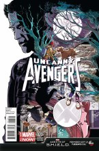 Uncanny Avengers #23 Rios Aos Var