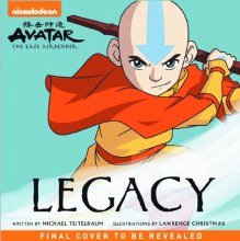 Avatar Last Airbender Legacy HC (Res) (C: 0-1-0)
