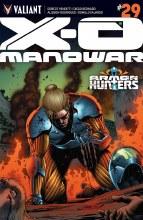 X-O Manowar #29 Reg Cafu (Ah)