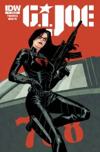 Gi Joe (2014) #1 Subscription Var