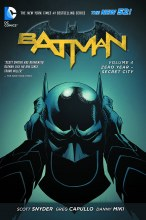 Batman TP VOL 04 Zero Year Sec