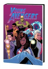Young Avengers By Gillen and Mckelvie Omnibus HC