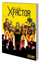 All New X-Factor TP VOL 02 Cha