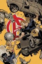 Avengers #34.1 Bachalo Var