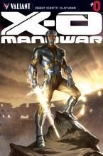 X-O Manowar #0 Cvr A Kevic-Dju