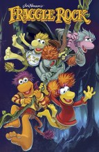 Fraggle Rock Journey to Everspring #1 (of 4)