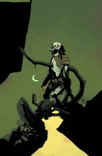 Alien Vs Predator Fire and Stone #1 (of 4) Mignola Var