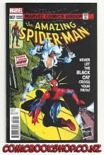 Amazing Spider-Man #7 Hasbro Var Eosv