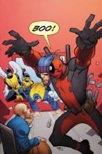 Avengers #36 Deadpool 75th Ann