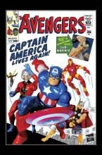 Avengers #36 Hasbro Var Tro