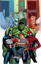 Avengers #36 Stomp Out Bullyin
