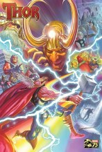 Thor 75th Anniversary By Ross