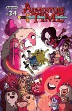 Adventure Time #34 (C: 1-0-0)