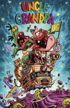 Uncle Grandpa #2 Main Cvrs (C: 1-0-0)