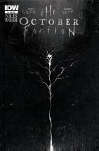 October Faction #2 Subscriptio