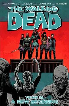 Walking Dead TP VOL 22 a New B