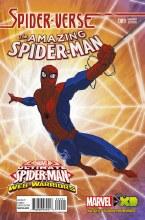 Amazing Spider-Man #9 Marvel Animation Spider-Verse Var