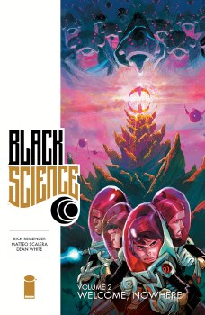 Black Science TP VOL 02 Welcom