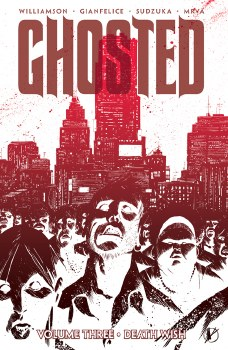 Ghosted TP VOL 03 (Mr)