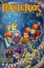 Fraggle Rock Journey to Everspring #3 (of 4)